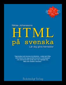 HTML på svenska framsida