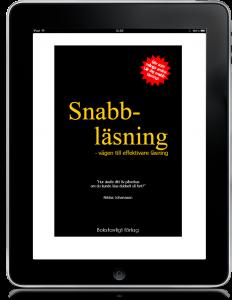 Snabbläsning i iPad