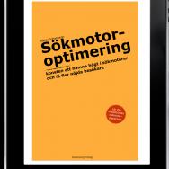 Nu finns Sökmotoroptimering som e-bok